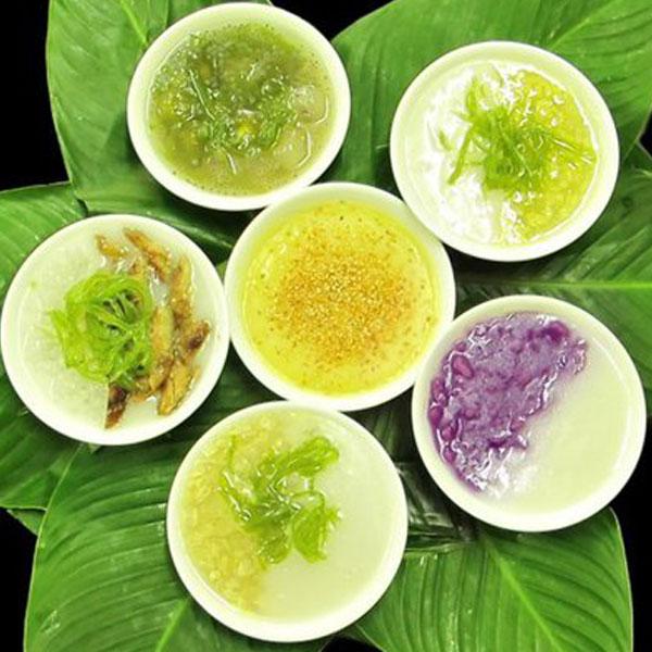 Thưởng thức vị ngọt bùi hấp dẫn món chè cung đình Huế